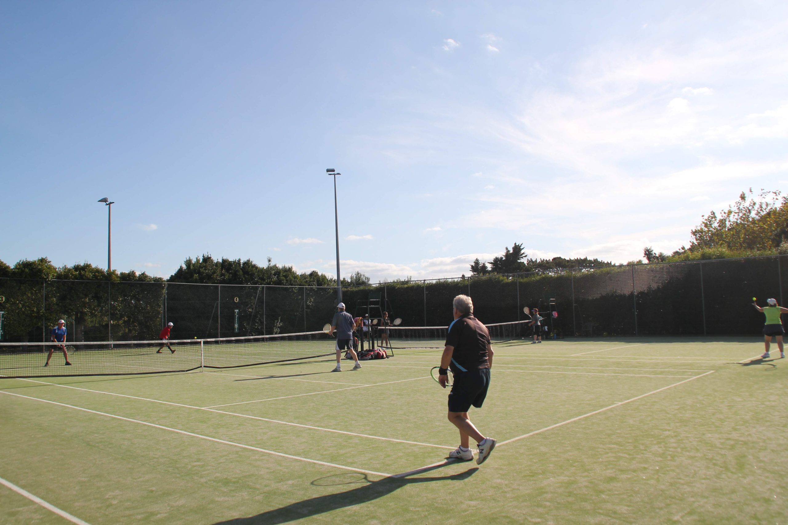 Lynfield Tennis Club